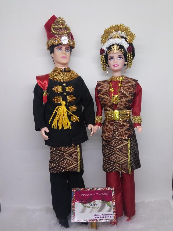 Pakaian Adat Dari Aceh Adalah