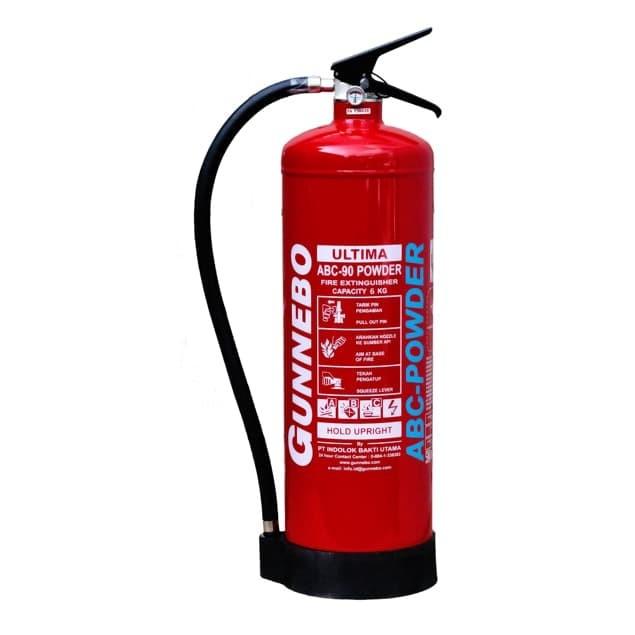 Jual APAR 6 kg (Dry Chemical Powder Fire Extinguisher