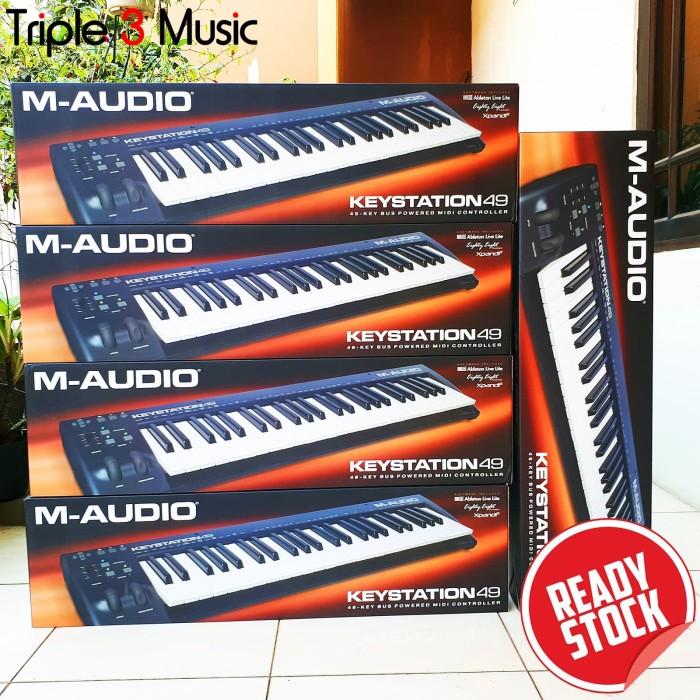 harga M-audio keystation 49 ii Tokopedia.com