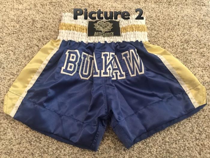 Foto Produk celana muaythai buakaw banchamek dari Zeus MMA