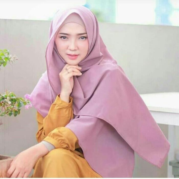 Jual Jilbab Pasmina Sabyan Bahan Diamond Crepe Syari Hijab