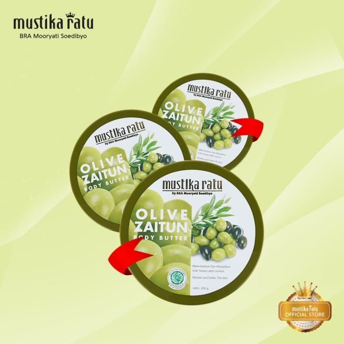 harga Mustika ratu triple bundle zaitun body butter Tokopedia.com