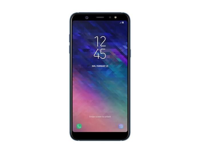 Samsung galaxy a6 plus (a605) - hitam