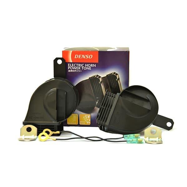harga Klakson/horn mobil motor denso trumpet keong waterproof + acc 12 v Tokopedia.com