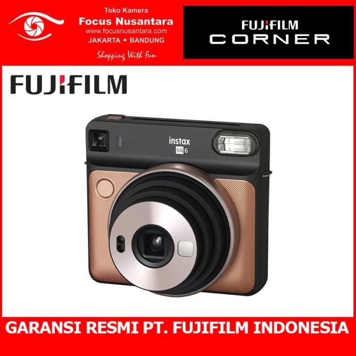 harga Fujifilm instax square sq6 (blush gold) Tokopedia.com