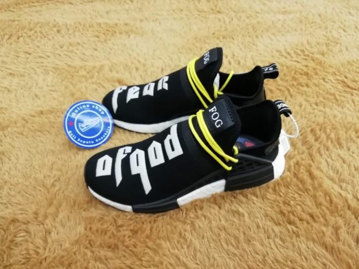 online store 8bcc5 e2e09 Jual Adidas NMD Human Race x Fear Of God - DKI Jakarta - Belisepatusneaker  | Tokopedia