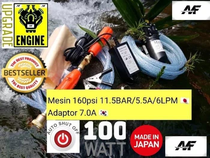 harga Steam rain & dew spek tinggi 120psi 5lpm 8.5bar alat cuci motor Tokopedia.com