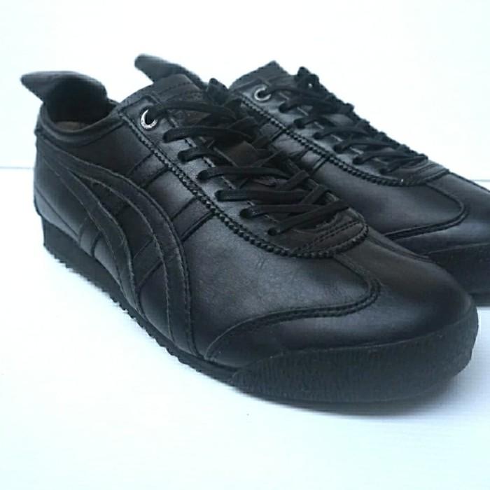 watch 470a8 7a82d Jual Onitsuka Tiger Triple black - DKI Jakarta - Yellow Sneakers | Tokopedia
