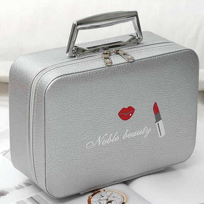 762028e249f Jual Mini Box Koper Tas Rias Make Up Untuk Traveling Import Warna ...