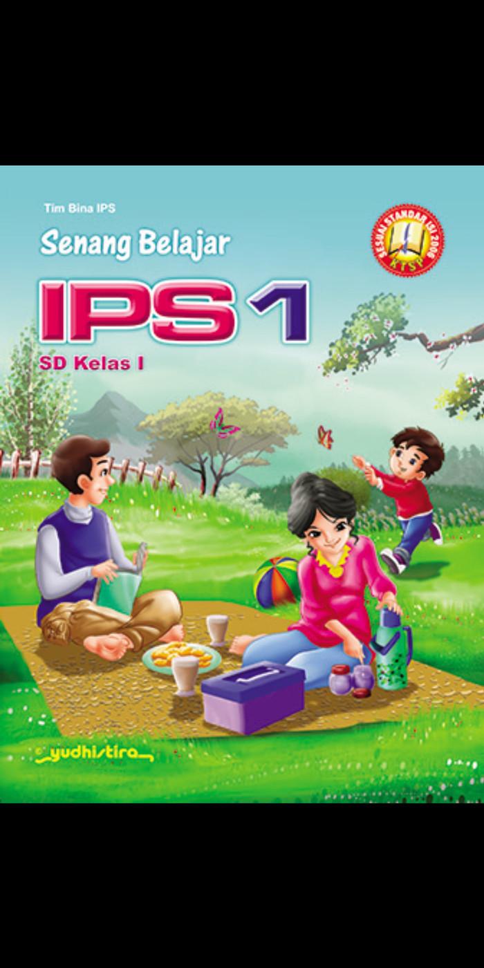 Foto Produk Senang Belajar Ips Kelas 1 Sd Ktsp dari Tokobuku Rostangg