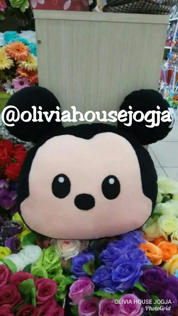 Jual Bantal Tsum Tsum Karakter Mickey Mouse Kota Yogyakarta Olivia House