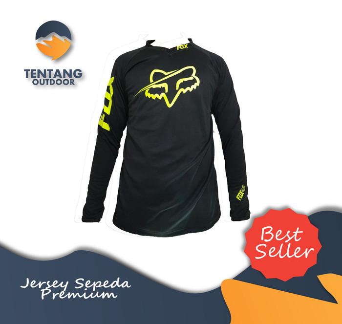 harga Premium jersey downhill cross sepeda motor baju kaos f005 mtb motor Tokopedia.com