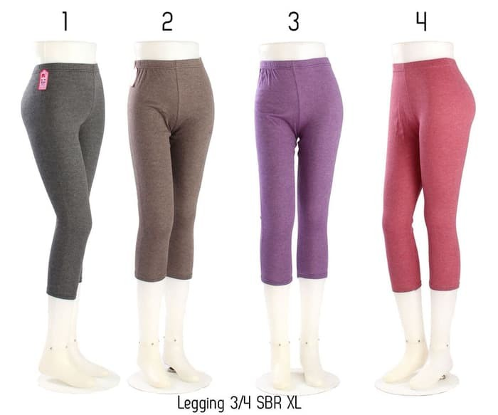 Jual Celana Legging Wanita Celana 3 4 Celana Grosir Kota Kediri Batik Kediri Tokopedia