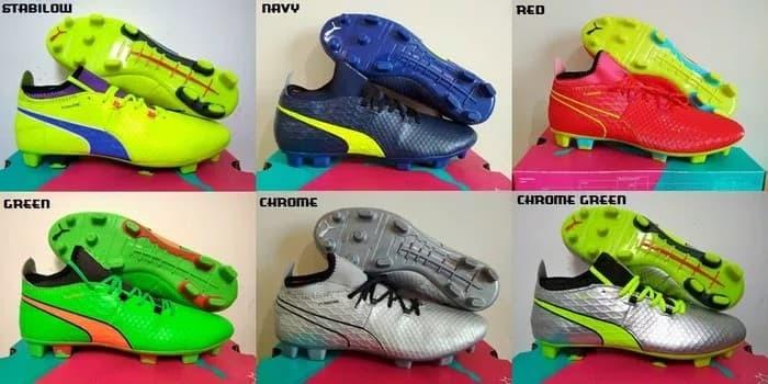 Jual Sepatu Bola PUMA OneFG (6 warna) Komponen Ori - Tri Sportindo ... 2f797fc7aa