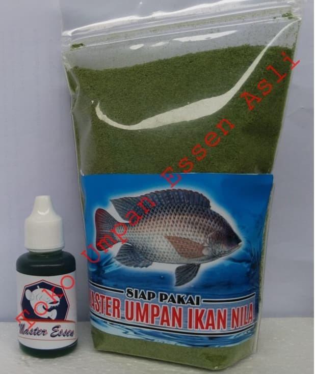 paket Umpan Pelet Ikan Nila tinggal Pakai
