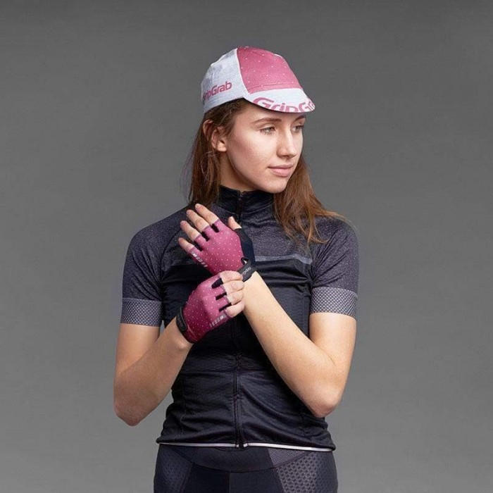 harga Sarung tangan sepeda wanita gripgrab rouleur - purple Tokopedia.com