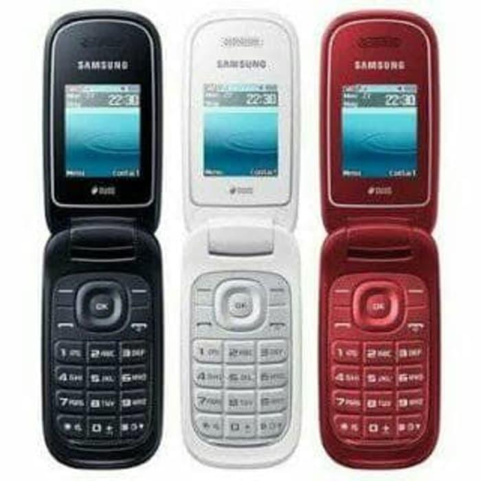 Jual Samsung Lipat Flip Jadul Dual Sim Garansi Distributor