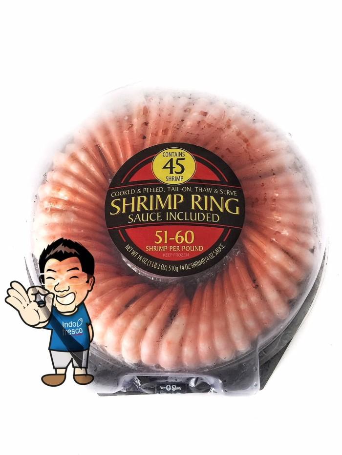 harga Shrimp cook ring- udang rebus ring Tokopedia.com