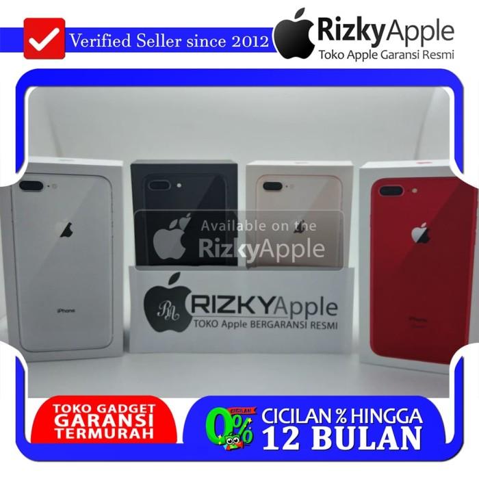 [BEST SELLER]iPhone 8 Plus 64GB Gold ORIGINAL Garansi 1 Tahun Apple