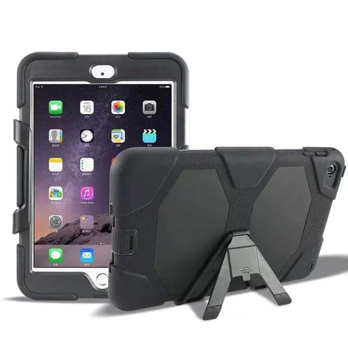 harga Ipad mini 4 defender armor kickstand double protection bumper hard Tokopedia.com