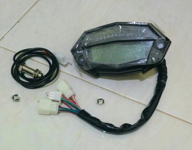 Jual Speedometerspidometer Kawasaki Ninja Z1000 Kota Batam