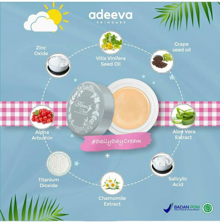 Info Adeeva Skincare Travelbon.com