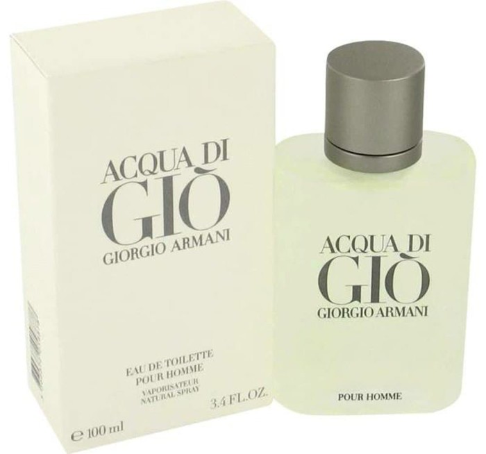 Jual Parfum Giorgio Armani Acqua Di Gio Parfum Pria Murah Murah