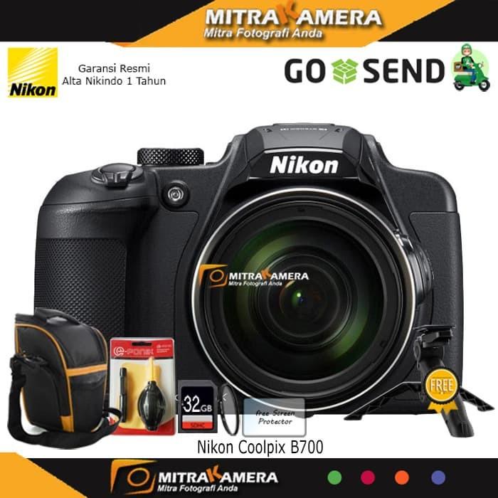 harga Nikon coolpix b700 digital camera paket Tokopedia.com