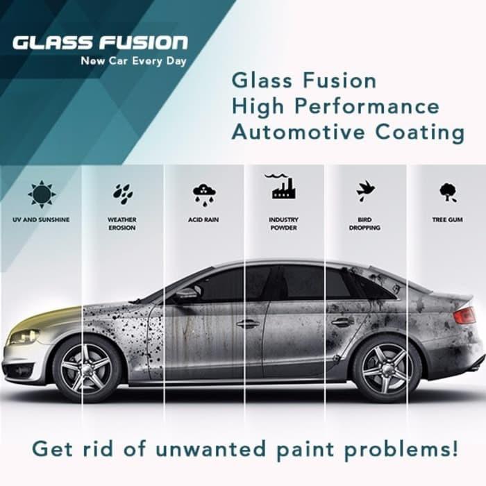 Jual Glass Coating Body Guard 2 Layer Fortuner Coating Mobil Kota Surabaya Duta Ban Tokopedia