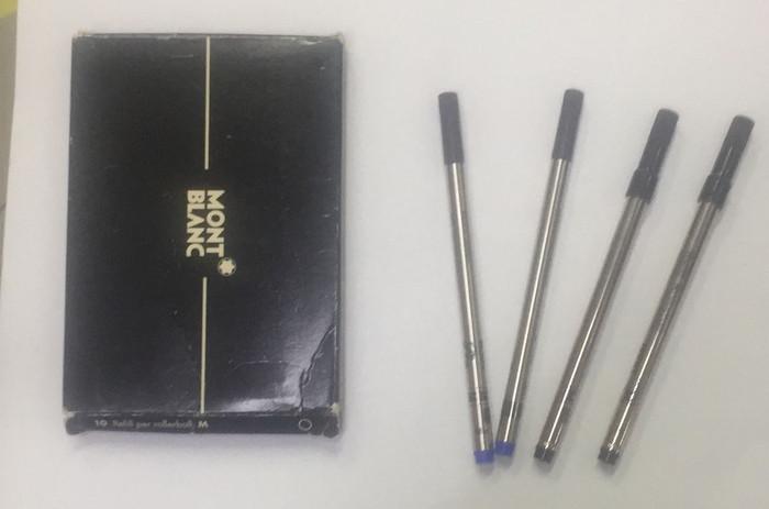 harga Refill pen mont blanc original roller ball rb Tokopedia.com