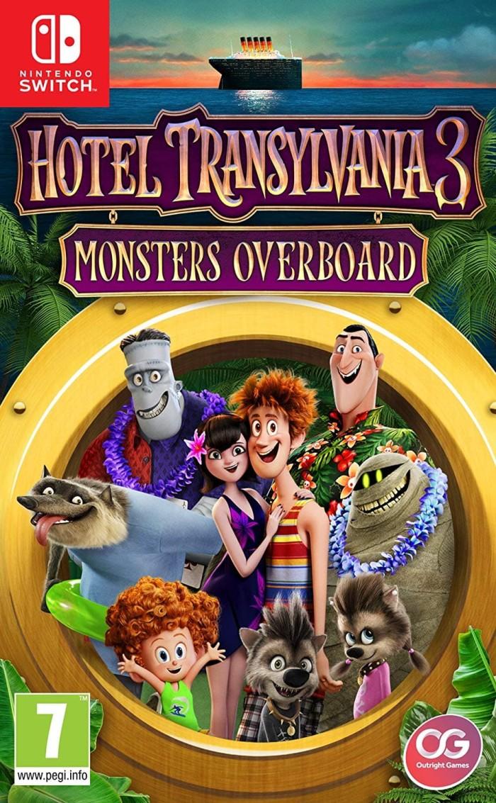 harga Hotel transylvania 3 monsters overboard - switch Tokopedia.com