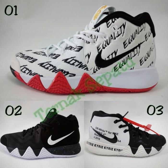 various colors 7638d c9122 Jual Sepatu Basket BHM Nike Kyrie Irving 4 Equality Premium Sneakers - Kab.  Tangerang - Ternak Sepatu | Tokopedia