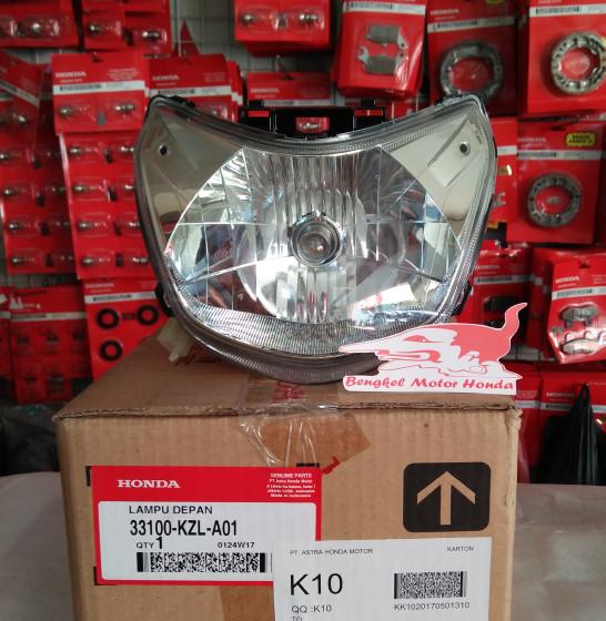 harga Light head assy lampu depan motor honda spacy 33100kzla01 Tokopedia.com