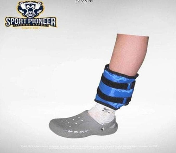 Best Seller Terbaru 2017/18 Sport Pioneer Ankle Weight 4Kg, Hijau
