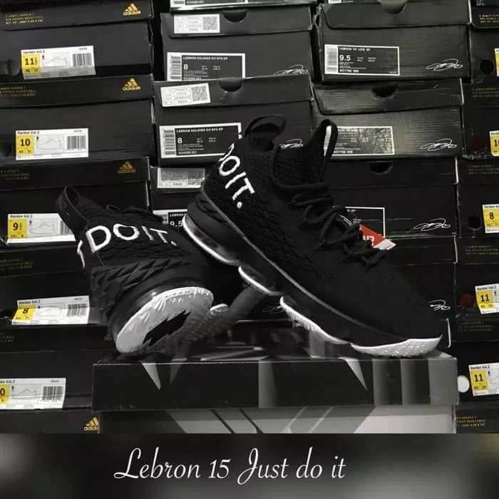 online retailer b8bec 56cca Jual Sepatu Basket Nike Lebron 15 Just Do It - Kota Batam - grovy.sport |  Tokopedia