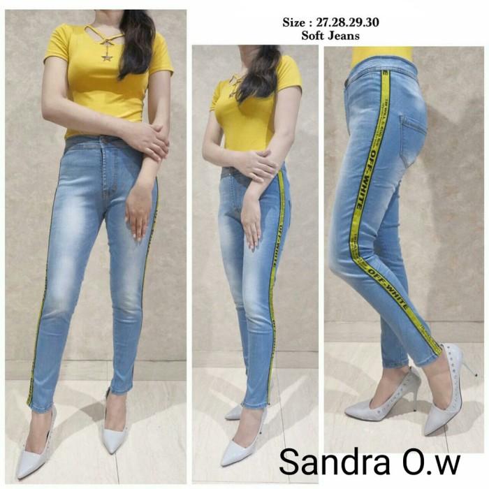Katalog Celana Jeans Wanita Sandra Hargano.com