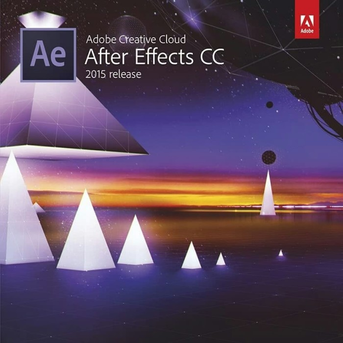 Adobe After Effects CC 2015 Full Version