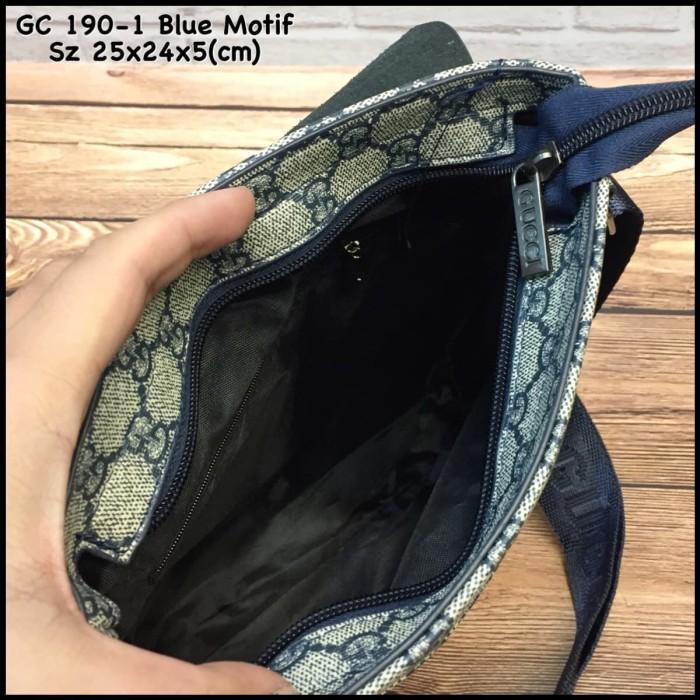 Harga Tas Gucci 190 1 Blue Motif Kw Super Tas Murah Tas Import Tas ... 5189d5f9a8