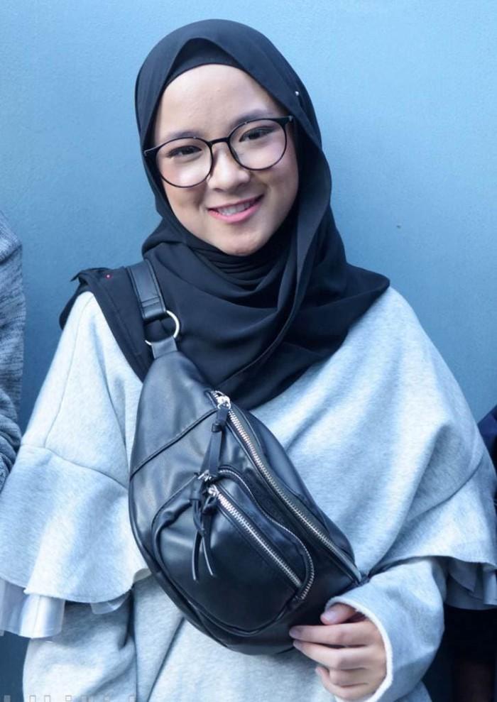 Tas Wanita Nisa Sabyan Waist Bag