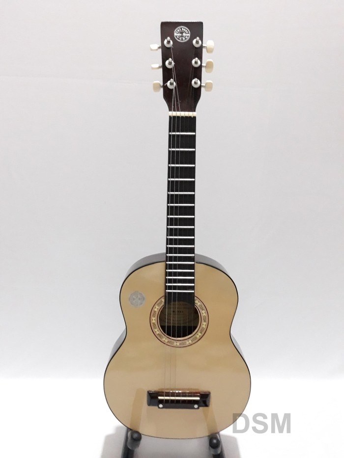 harga Gitar akustik kecil shen shen fg 555 natural ukuran 75cm Tokopedia.com