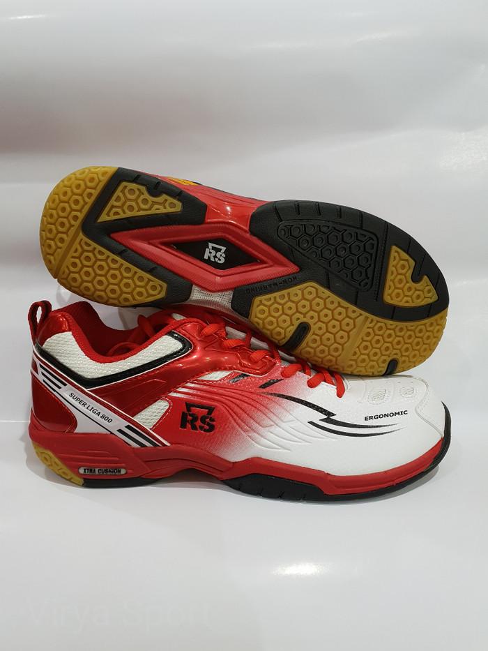 harga Jf superliga 800 putih-merah/sepatu rs original Tokopedia.com