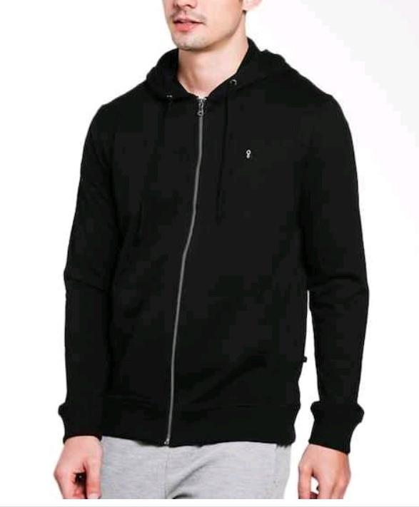 Greenlight jacket Black (Ori)