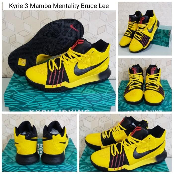 the best attitude e1a32 c966c Jual Sepatu Basket Kyrie 3 Mamba Mentality Bruce Lee - DKI Jakarta -  bertbaket | Tokopedia