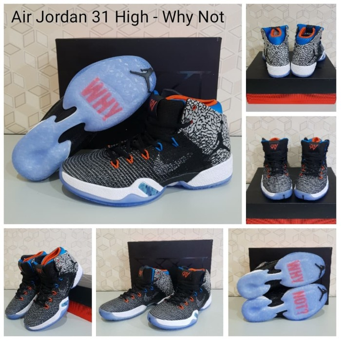 2320d894a04 Update Harga Sepatu Basket Air Jordan 31 High Why Not Di Jakarta ...