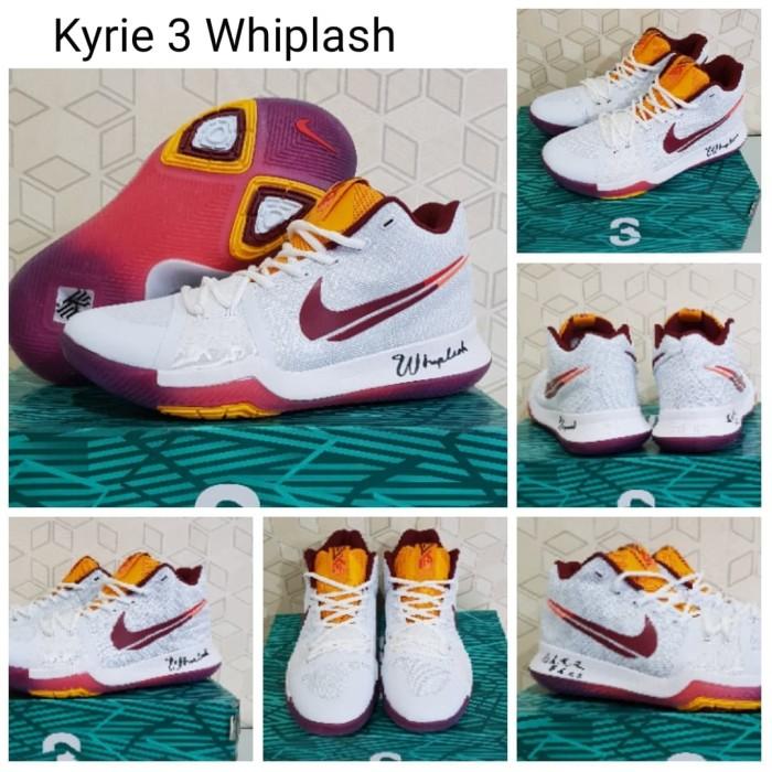 2af2461d5e4f Jual Sepatu Basket Kyrie 3 Whiplash Dream White - bertbaket