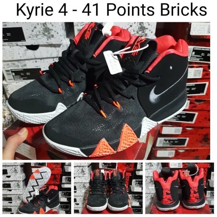 brand new 080f5 0e169 Jual Sepatu Basket Nike Kyrie 4 '41 For The Ages' Points Bricks - DKI  Jakarta - bertbaket | Tokopedia