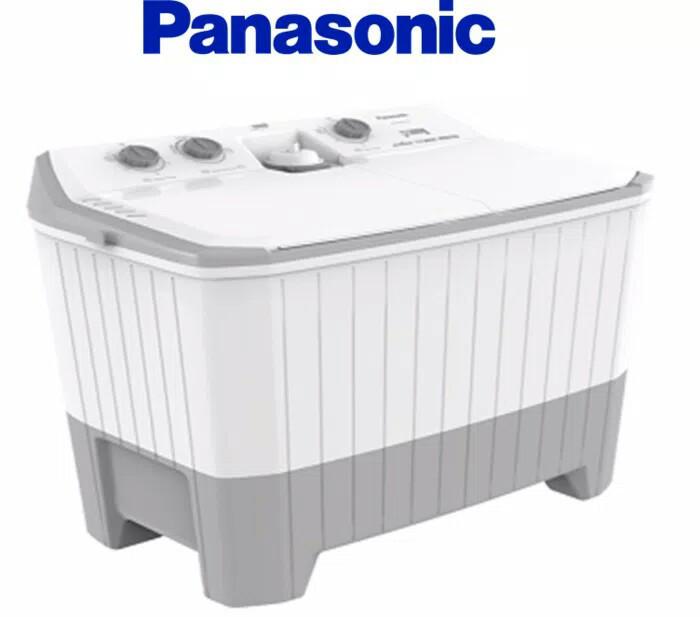 harga Panasonic mesin cuci 2 tabung na-w14bbx2 kapasitas 14kg Tokopedia.com