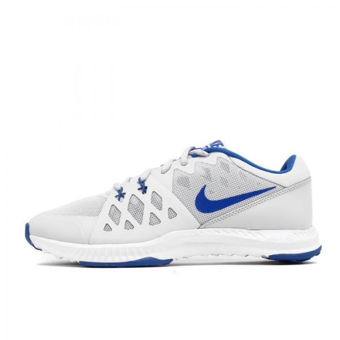 Sepatu Training Nike Air Epic Speed TR II White Blue Original 852456-0
