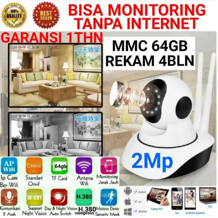 Jual V380 Ip Camera Cctv Wifi Indoor Ap Mode Hd 720p Ip Cam Wireless