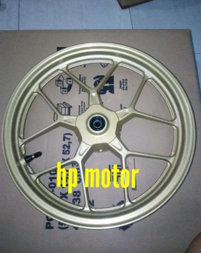 Jual Velg Pelk Depan Vario 125 Vario 150 Gold Original Ahm Hp